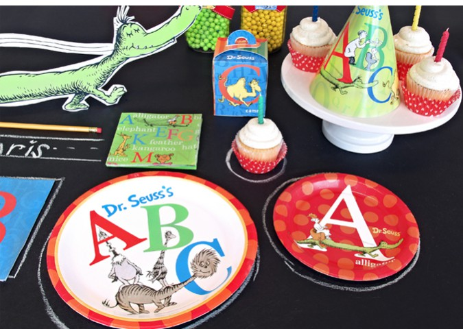 Abc Party Favors: Birthday Express