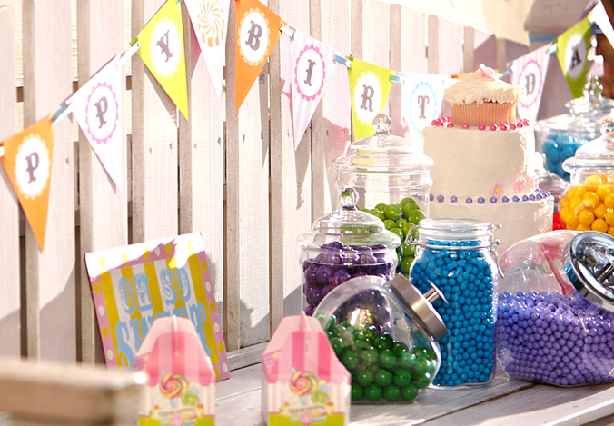 Candy Party 1