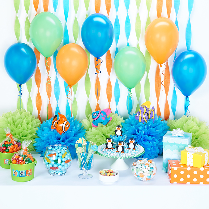 Octonauts Party Birthday Express