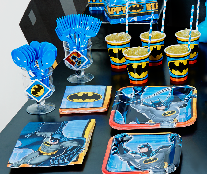Batman Party Birthday Express
