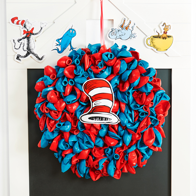 D I Y Dr Seuss Party Ideas Birthday Express