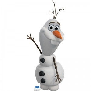 Olaf Stand Up