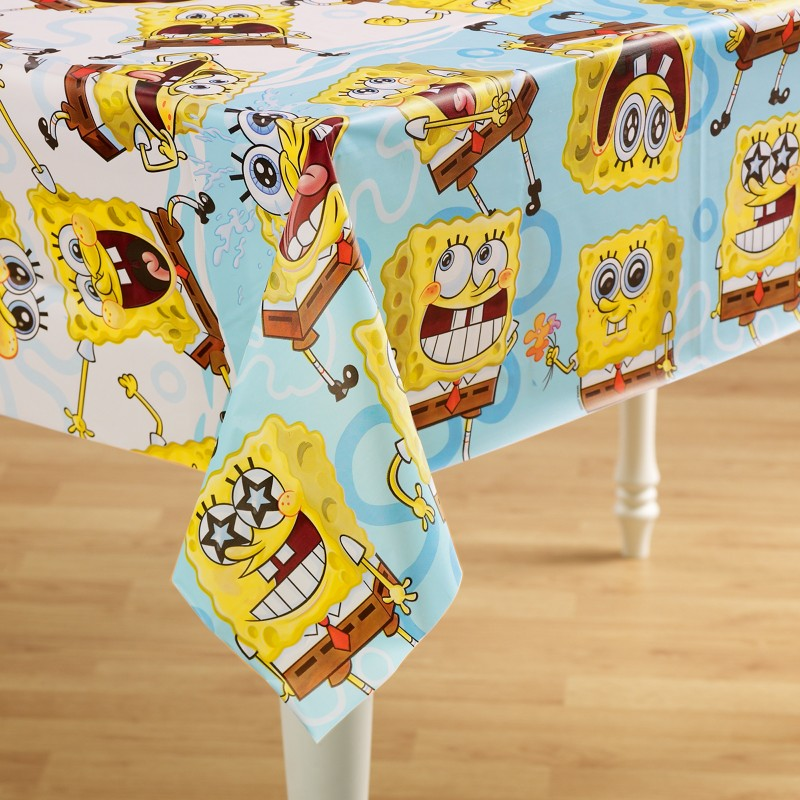 Spongebob tablecover