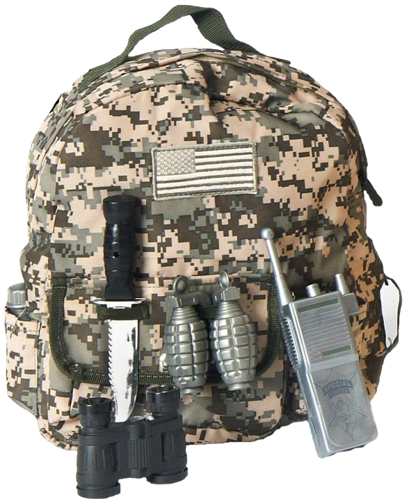 Adventure back pack