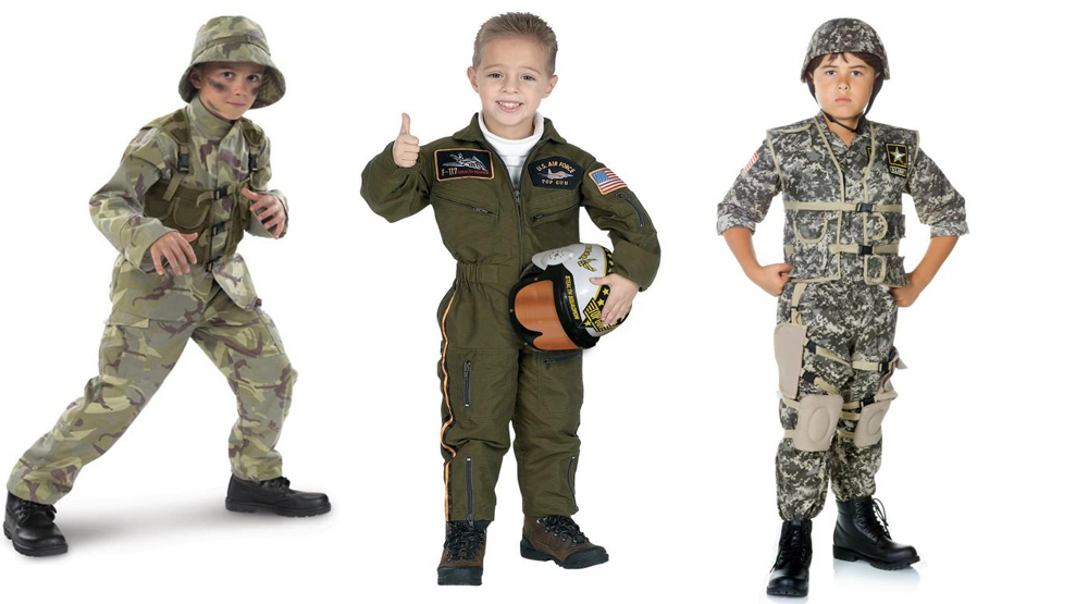 Armed Forces Costumes