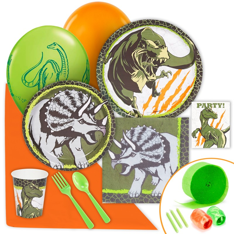 Dinosaurs Party Pack
