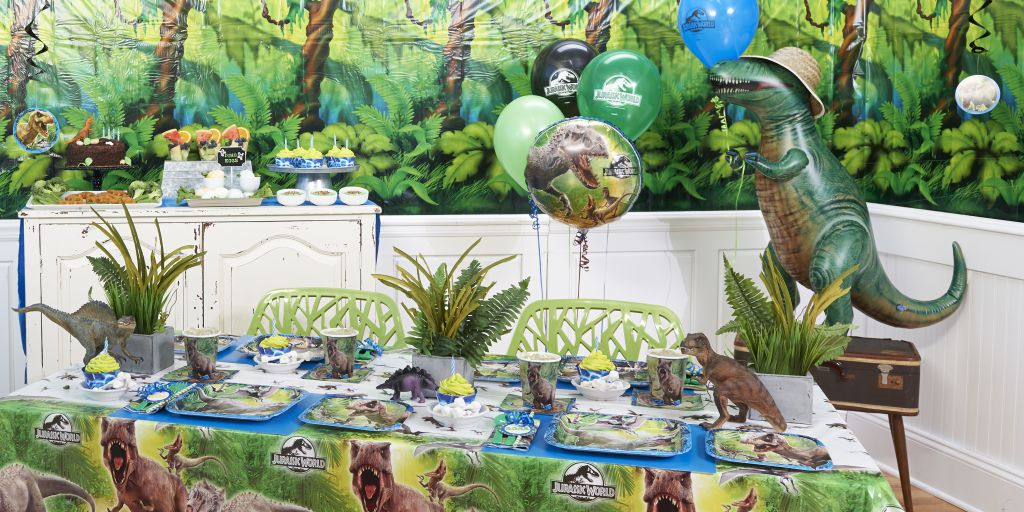 Jurassic World Party Birthday Express