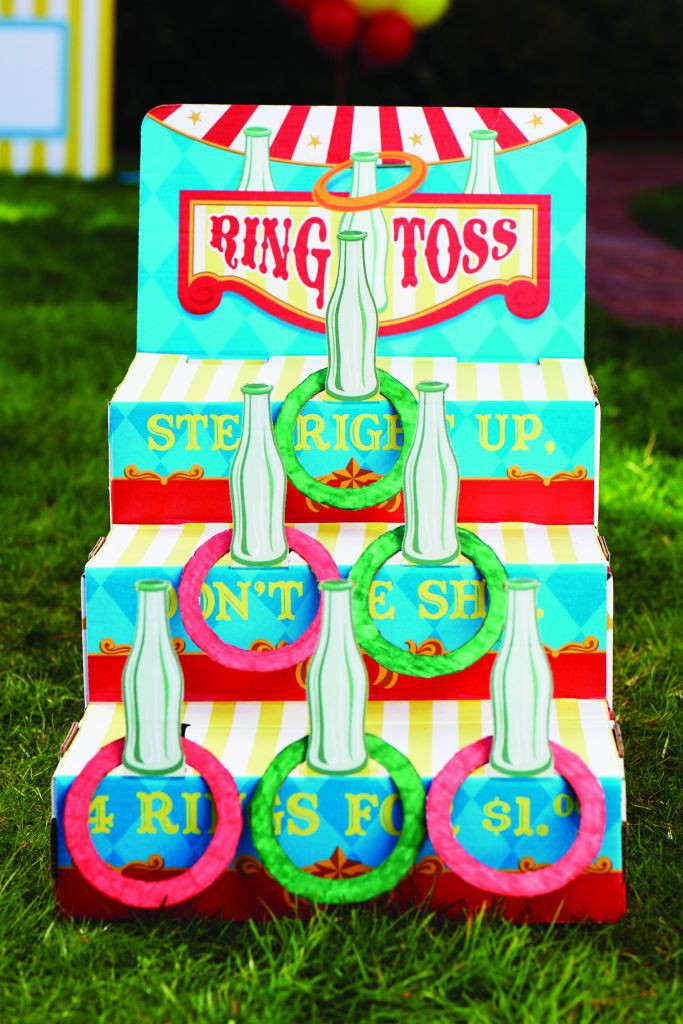 carnival backyard ring toss