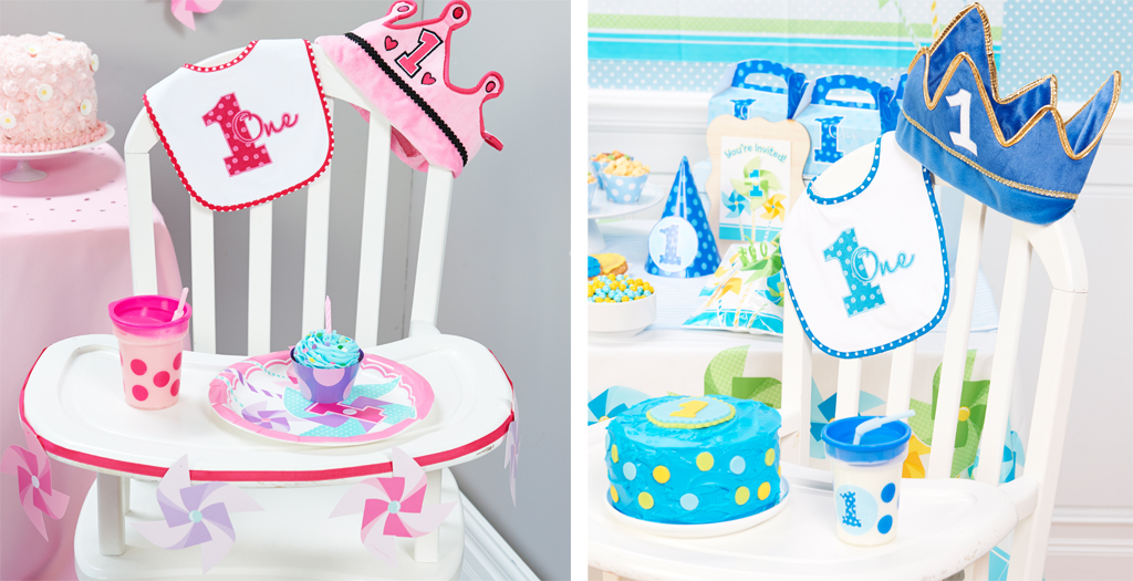 First Birthday Pinwheel Theme Birthday Express