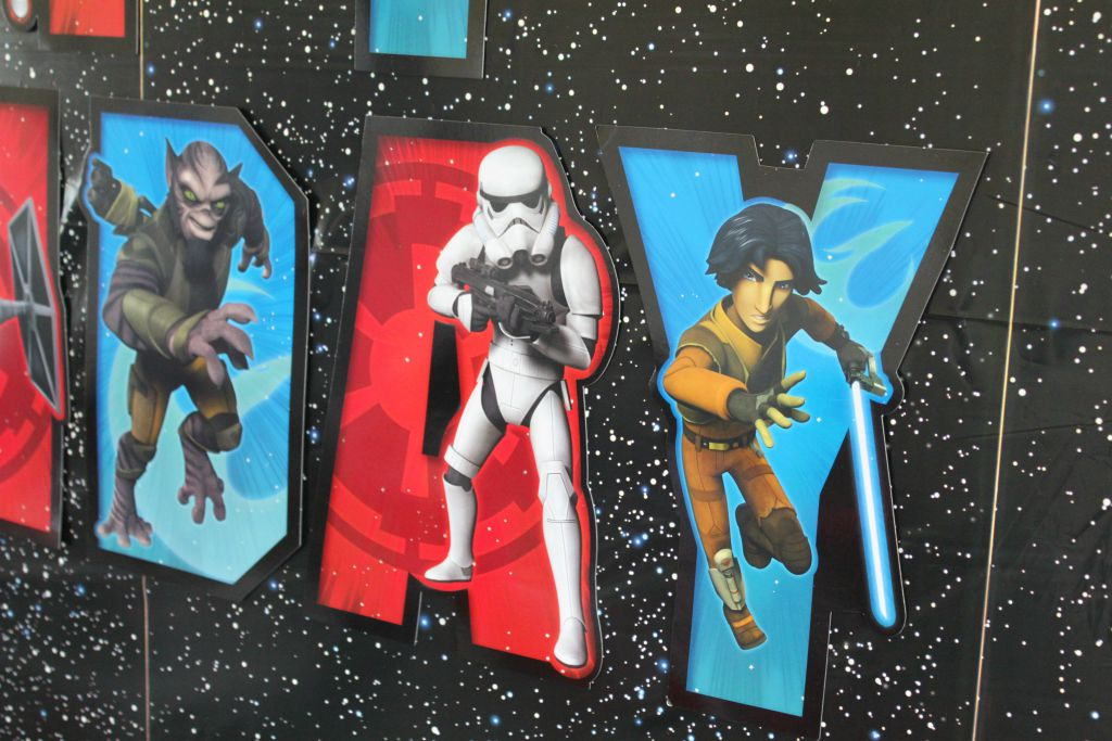 Star Wars Rebel Banner