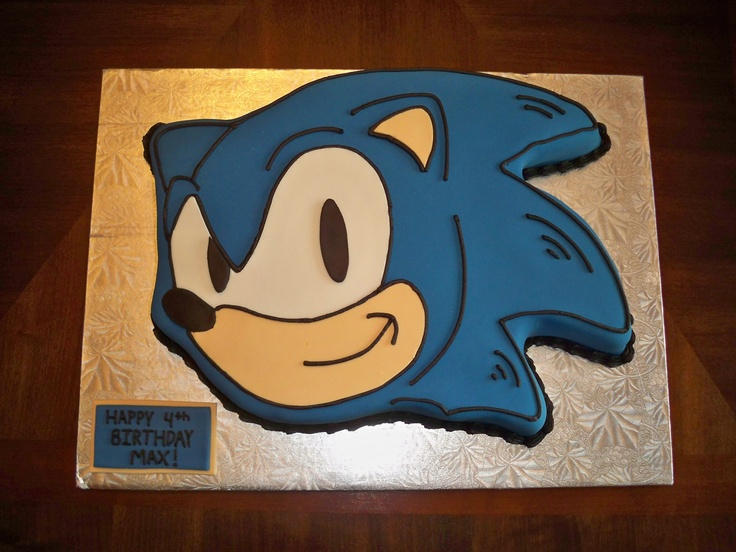 Top Ten Sonic The Hedgehog Cakes Birthday Express