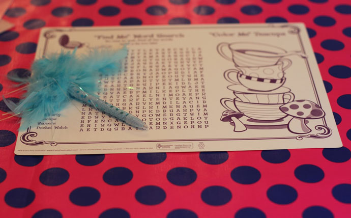 courtney byrne alice in wonderland party ideas for birthday express 3