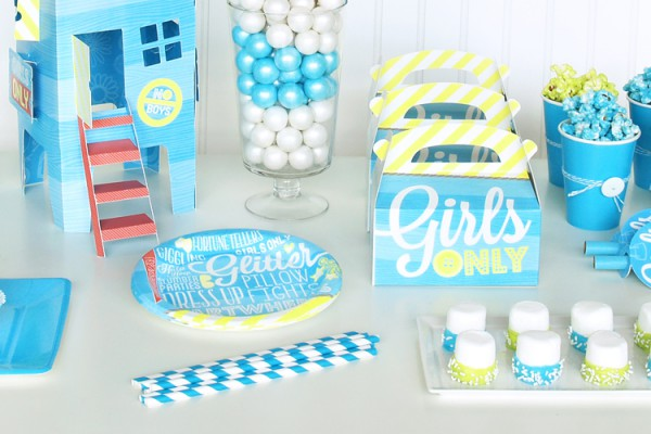 Girls Only Party