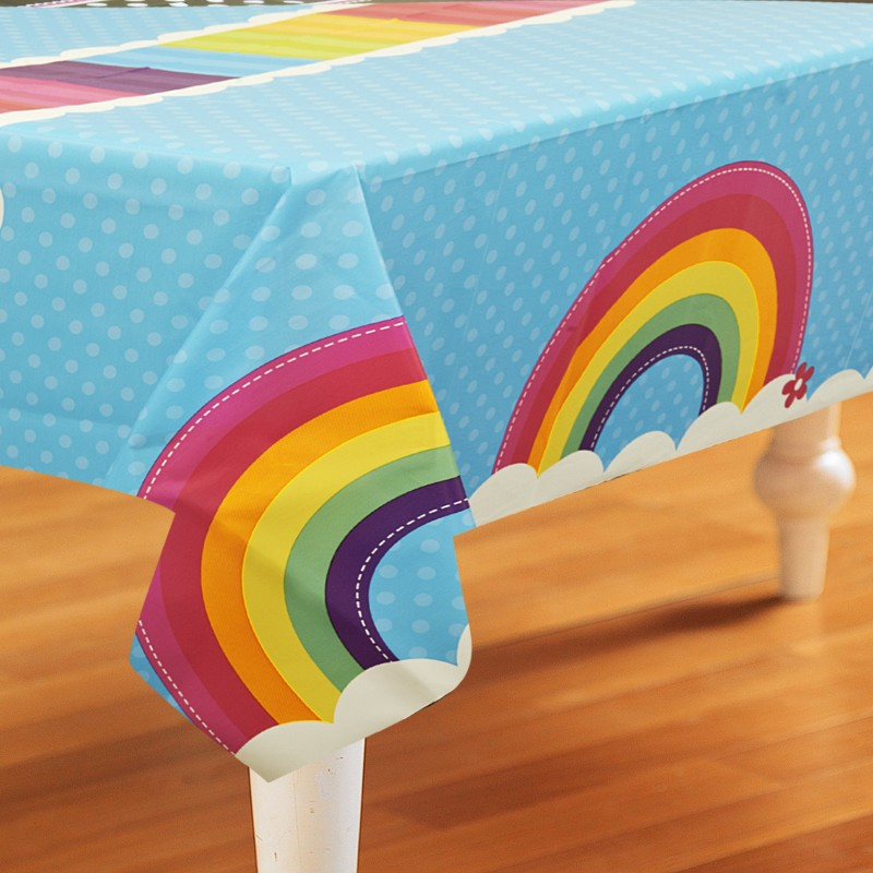 Rainbow Wishes Tablecover