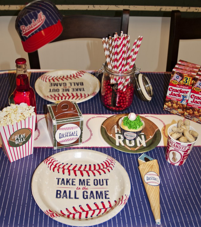 Baseball time birthday express for All decoration games for girls