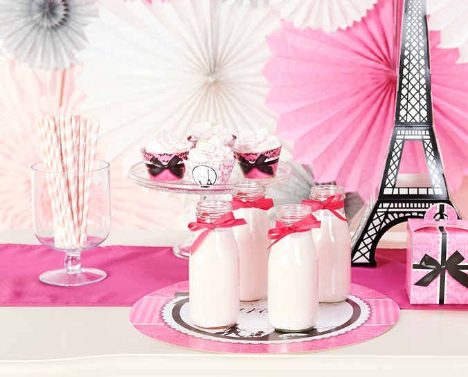 DIY_Paris Damask_Table Decor_close up (3)