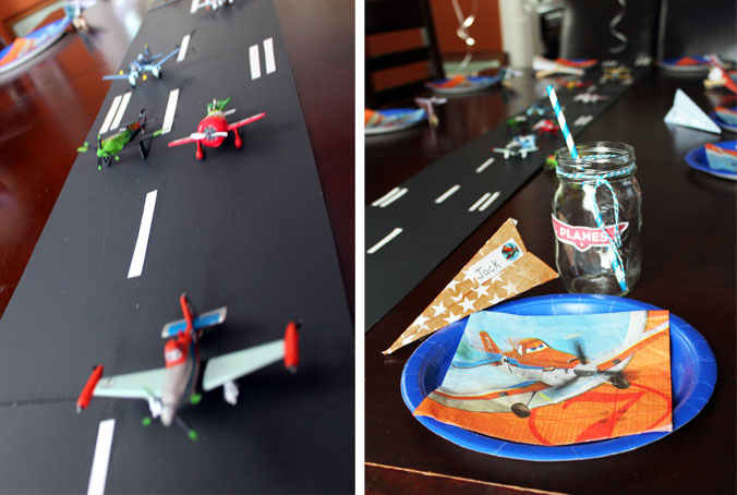 Planes party by A Joy Photography