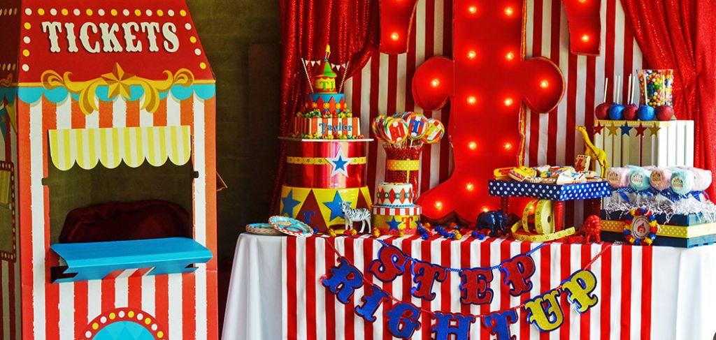 Circus And Carnival Party Ideas Birthday Express