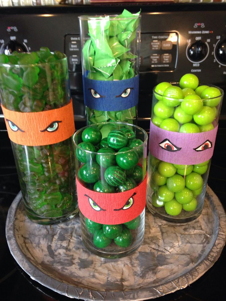 Top ten tmnt party ideas Turtle decorations for home