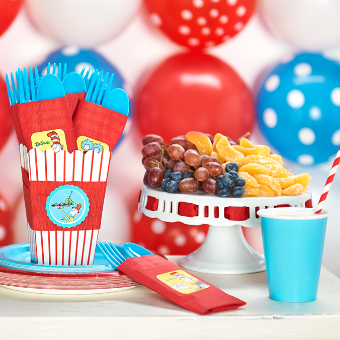 Diy Party Table Decorations d.i.y. dr. seuss party ideas | birthday express