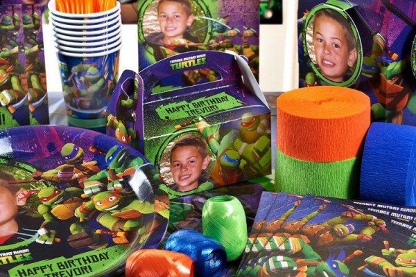 TMNT Personalized Everything