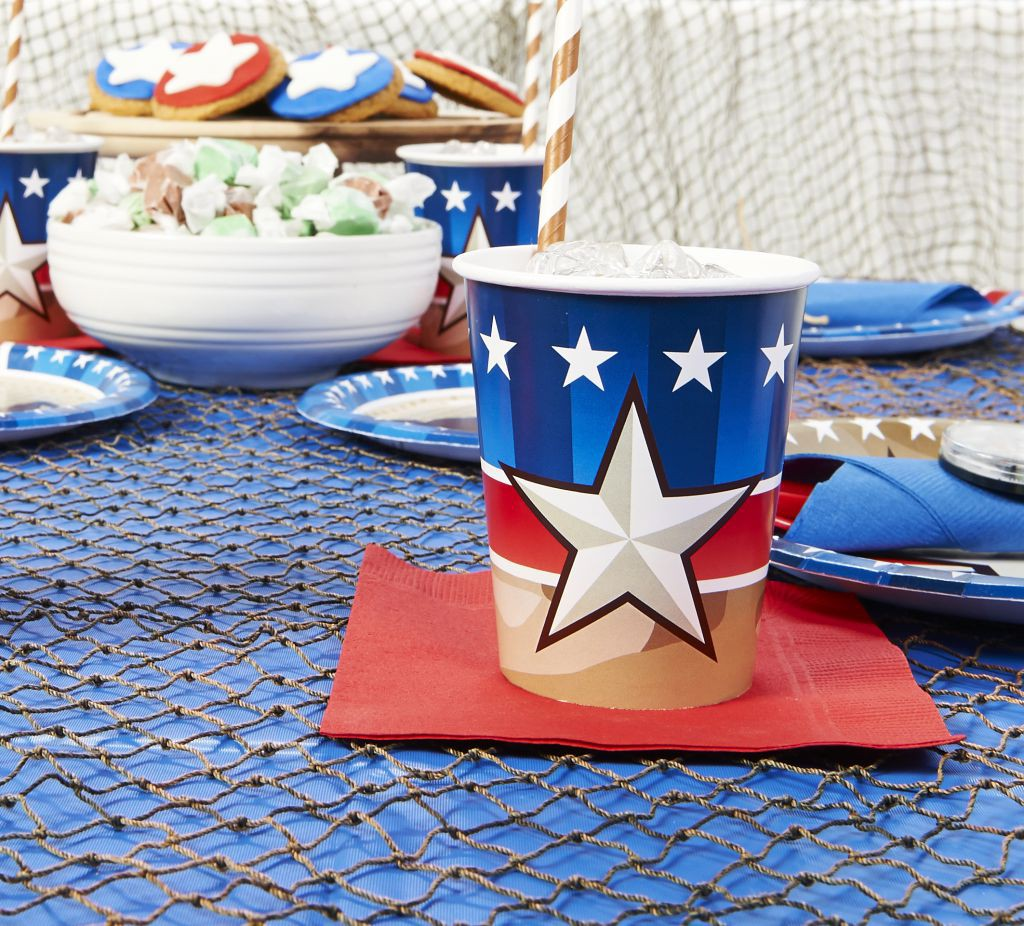 Blue Camouflage Party Decorations Camo Army Soldier Party Birthday Express