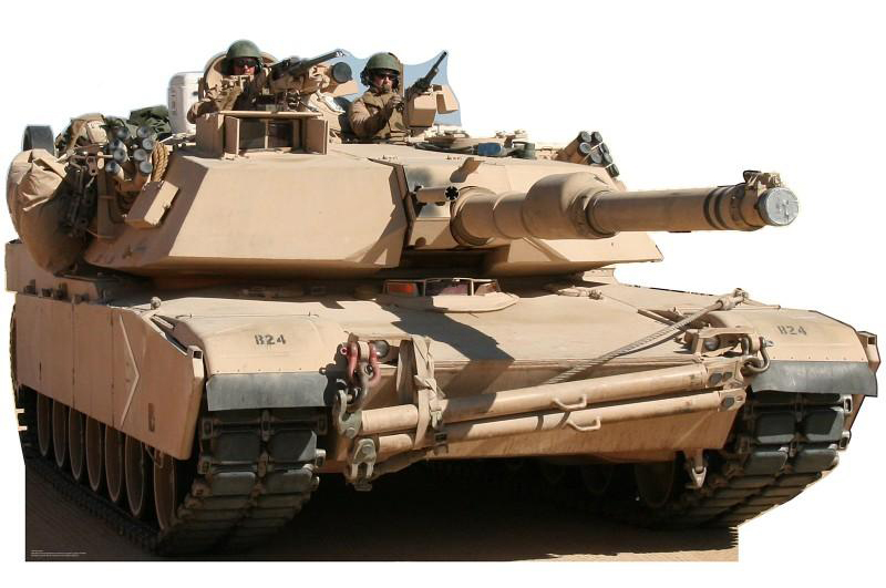 Tank Stand-up