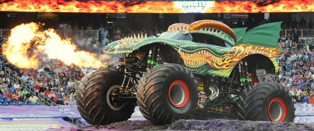 Monster Jam Party Birthdayexpress Com
