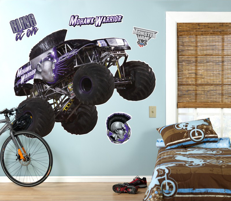Monster Jam Decals2