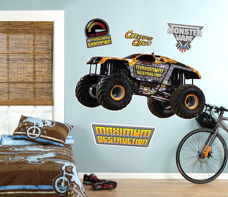 Monster Jam Decals4