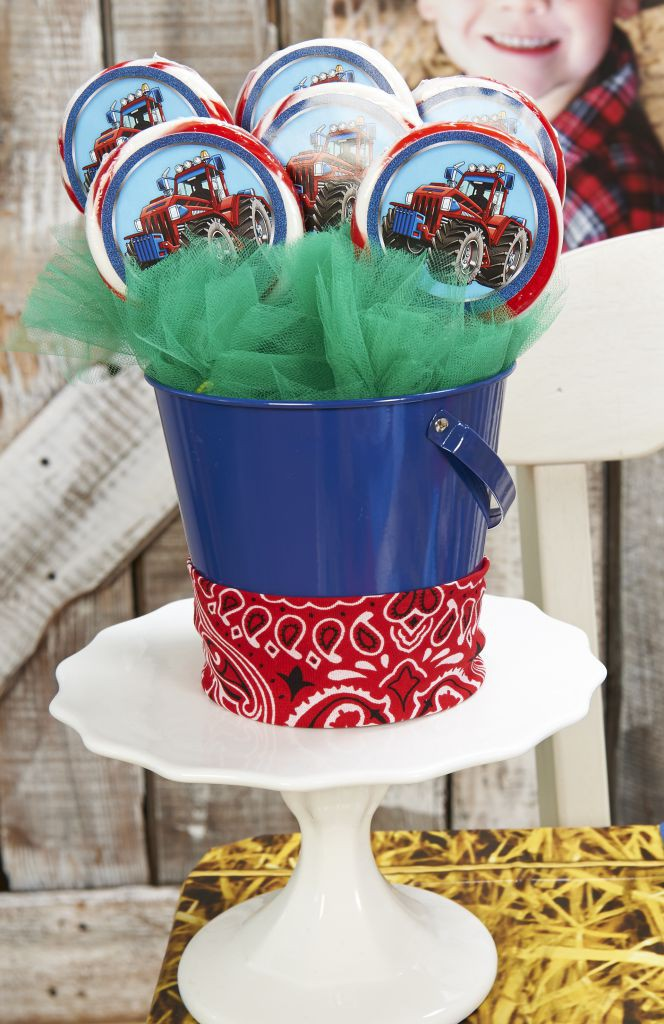 Lollipop Bucket