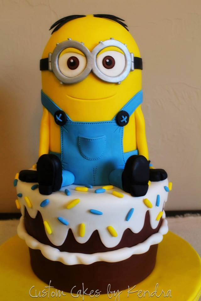 Birthday Cake Images Minions : Top 10 Crazy Minions Cake Ideas Birthday Express