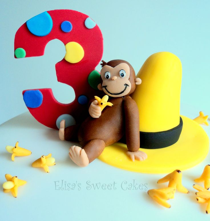 Top Ten Curious George Cake Ideas Birthday Express