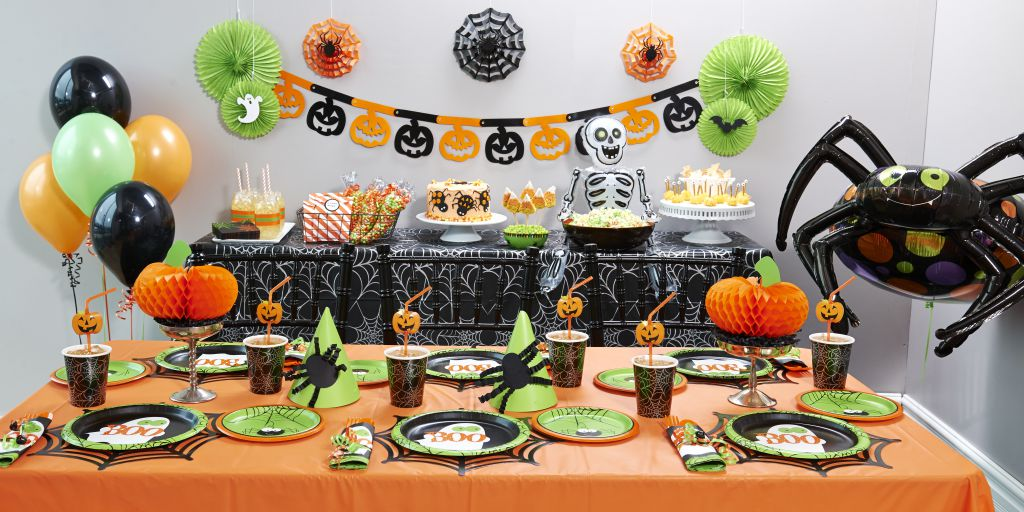 Halloween birthday party birthday express for B day party decoration ideas
