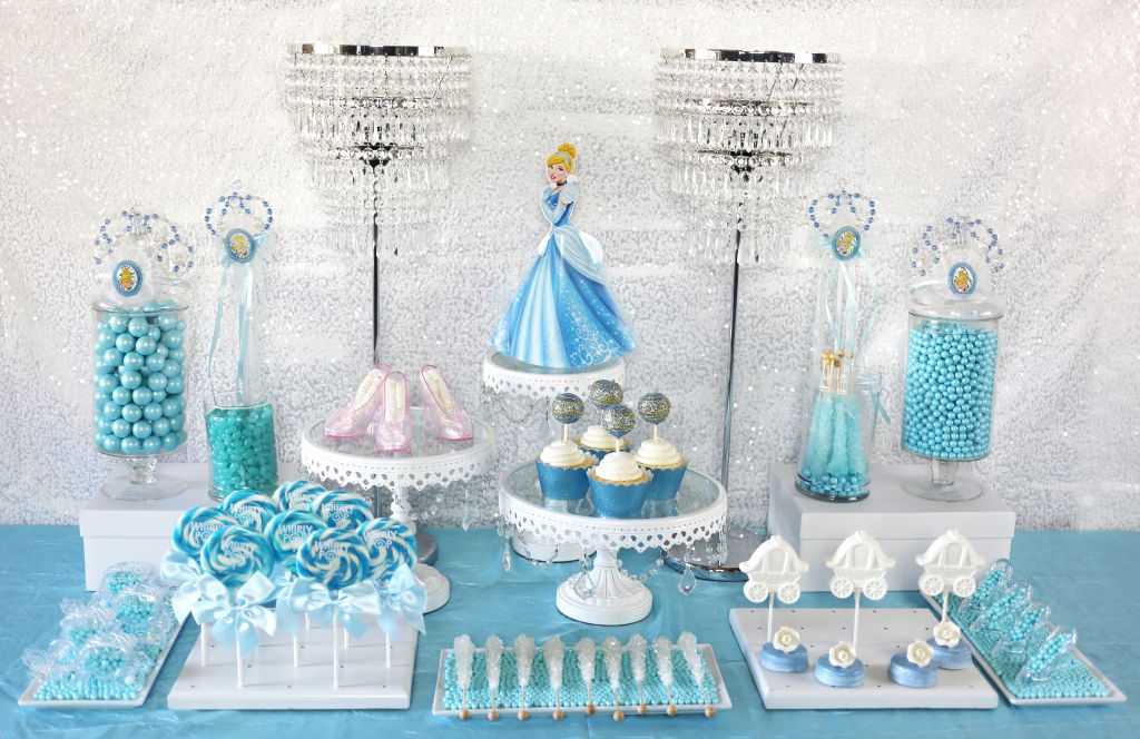 Cinderella Party By Tonya Coleman Birthday Express