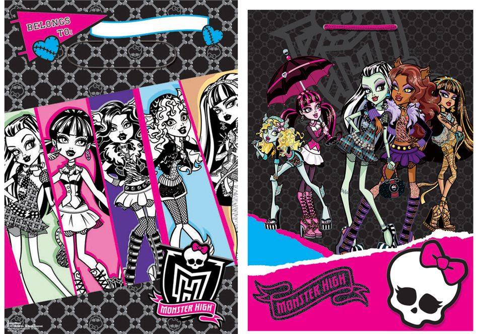 Monster High Party Birthday Express