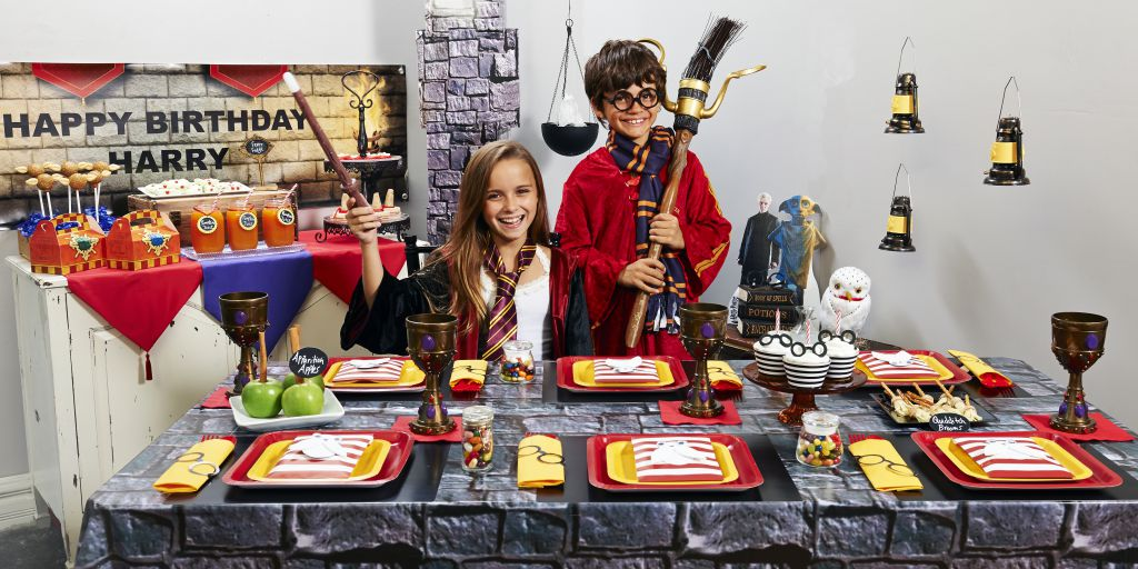 Featured Harry Potter Party
